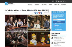 Let's Raise a Glass to These 8 Fictional TV Bars